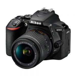 DSLR Camera - Nikon D5600 + AF-P 18-55mm f/3.5-5.6G DX VR