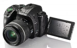 DSLR Camera - Pentax k-70 +HD DA 18-50mm f/4-5.6 DC Wr RE