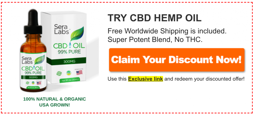 Get your CBD Oil Today